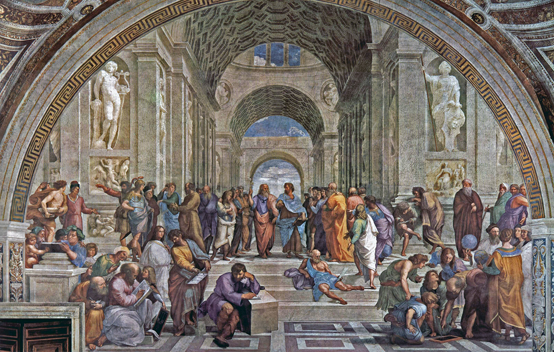 art school of athens small